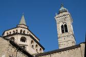 Bergamo, włochy — Zdjęcie stockowe