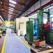 Metal industy factory indoor - 