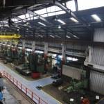 Metal industy factory indoor — Stock Photo #5401189