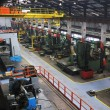 Metal industy factory indoor — Photo