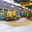 Metal industy factory indoor — Stockfoto #5403136