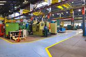 Metal industy factory indoor — Stock Photo