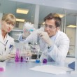 Science in bright lab — Stock Photo #5480608