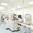 Medical factory and production indoor — Stock Photo #5554224