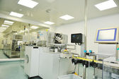 Medical factory and production indoor — Foto Stock