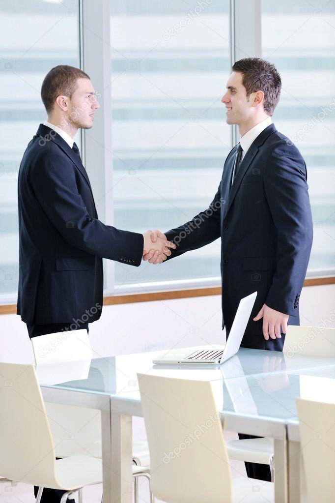 Handshake on business meeting stock photo 169 shock 5710849