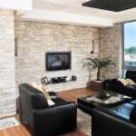 Modern living room interior — Stock Photo #5863471