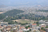 Greece athens parthenon — Stock Photo