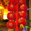 Chinese paper lantern — Stock Photo