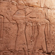 Hieroglyphs on the wall — Stock Photo #6122662