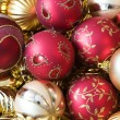 Stock Photo: Cristmas decorations