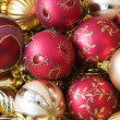 Foto Stock: Cristmas decorations