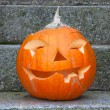Jack-o-lantern pumpkin — Stock Photo #6536667