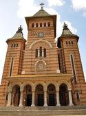 Cathedral Timisoara — Stock Photo