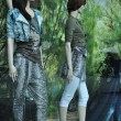 Dressed mannequins — Stockfoto