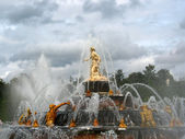 Versailles park — Stock Photo