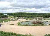 Fonteinen in een park — Stockfoto