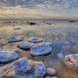 Hdri winter sea landscape — Stock Photo #6415339