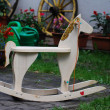 Rocking horse — Stock Photo #6478360