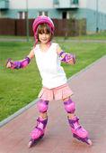 I love rollerblades — Stock Photo