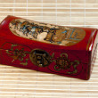 Stock Photo: Chinese lacquering box