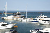 Yachts — Foto Stock