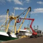 Ship Maintenance — Stock Photo #5807705