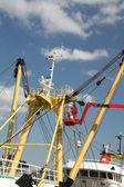 Ship Maintenance — Stock Photo