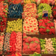 Candy Store on Spanish market - Stockfoto