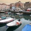 Trieste, Italia — Stock Photo