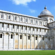 Duomo Cathedral in Pisa, Tuscany, Italy — Stock Photo #5658567