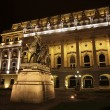 Buda Castle in Budapest, Hungary — Stock Photo #5798076