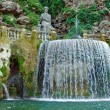 Tivoli, Fountain in the garden of the villa d'Este — Zdjęcie stockowe #6461328