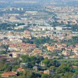 Italy, Tivoli, the view from the Villa d'Este — Stock Photo