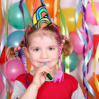 Happy child birthday — Stock Photo #5499004