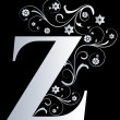 Stock Photo: Capital letter Z