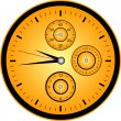 Chrono Watch — Stock Vector #6056840