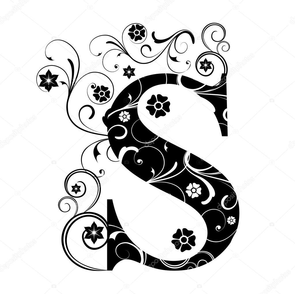 Free Single Alphabet Letters Clip Art