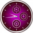 Chrono Watch — Stock Vector #6071999