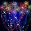 Colorful Fireworks — Stock Photo #6104023