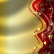 Abstract christmas background - Stock fotografie