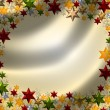 Abstract christmas background — Stockfoto