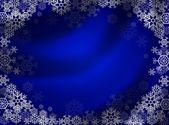 抽象的圣诞节背景 — 图库照片