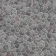 Texture stone sherd floor — Stock Photo
