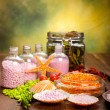Spsupplies - aromatherapy bath salt — Stock Photo #6509459