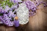 Spa still life - aromaterapia — Foto Stock