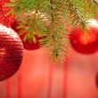 Royalty-Free Stock Photo: Xmas balls