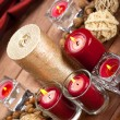 Christmas candles — Stock Photo #6520442