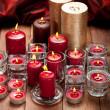 Christmas candles — Stock Photo #6520492