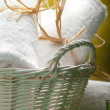 Foto Stock: Towels